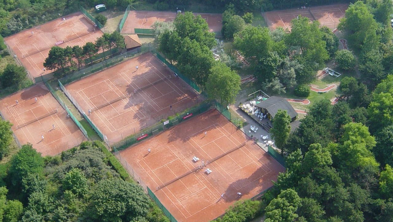 Pannebaaltje Tennis De Panne